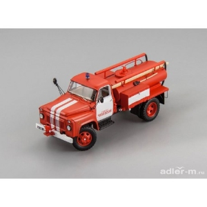 ATSU-10 (52) Fire Engine Truck 1975