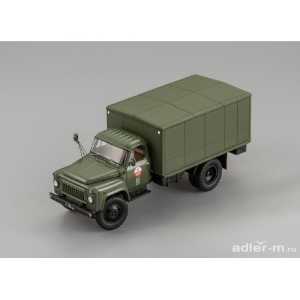 AFK-53 Delivery truck for Soviet Army