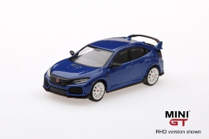 HONDA Civic Type R (FK8) Aegean Blue Modulo Edition (RHD)