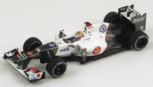 SAUBER C31 GP F1 Monaco 2012 Kamoi Kobayashi