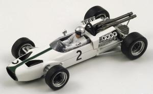 MC LAREN M2B n°2 GP Monaco 1966 Bruce McLaren