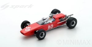 MCLAREN M4A N°30 F2 London Trophy 1967 Piers Courage