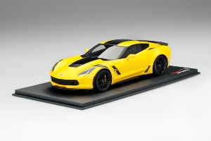 CHEVROLET Corvette Grand Sport - Corvette Racing Yellow (999 ex)
