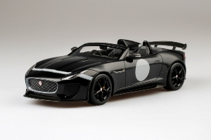 JAGUAR F-TYPE Project 7 Black (999 ex)