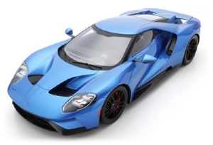 "FORD GT 2017 ""Liquid Blue"" Parties ouvrantes"