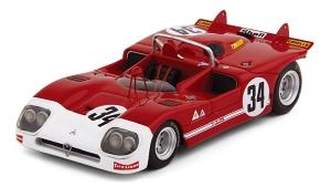 Alfa romeo tipo 33 3 autodelta n 34 12h sebring 1971 for Alfa romeo salon de provence
