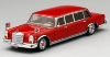 "TSM154340 : MERCEDES-BENZ 600 Pullman 1972 ""Red Baron"" Hilton Family"