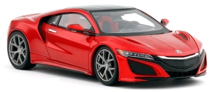 ACURA NSX 2015 N. American Internat. Auto Show World Debut