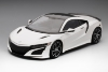 ACURA NSX 2017 130R Blanche Carbon Fiber Package (LHD) 300 Exemplaires