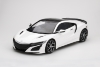 ACURA NSX 2017 130R Blanche Carbon Fiber Package (RHD) 300 Exemplaires