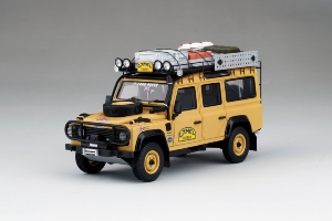 LAND ROVER Defender 1989 Camel Trophy Winner - B.Ives- J.Ives