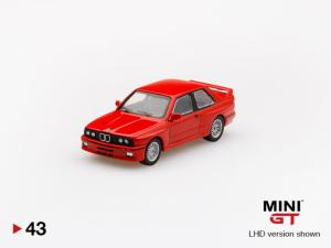 BMW M3 (E30) RHD - Rouge