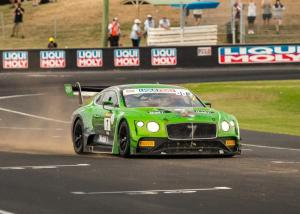 BENTLEY Continental GT3 n°7 Liqui-Moly Vainqueur  12H Bathurst 2020 Bentley Team M-Sport