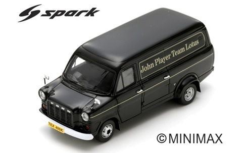 FORD Transit Team Lotus 1973